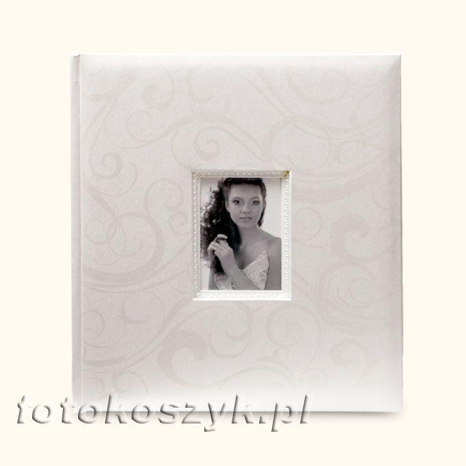 Album Ślubny Perełki XL (tradycyjny 60 czarnych stron) Fandy 3625