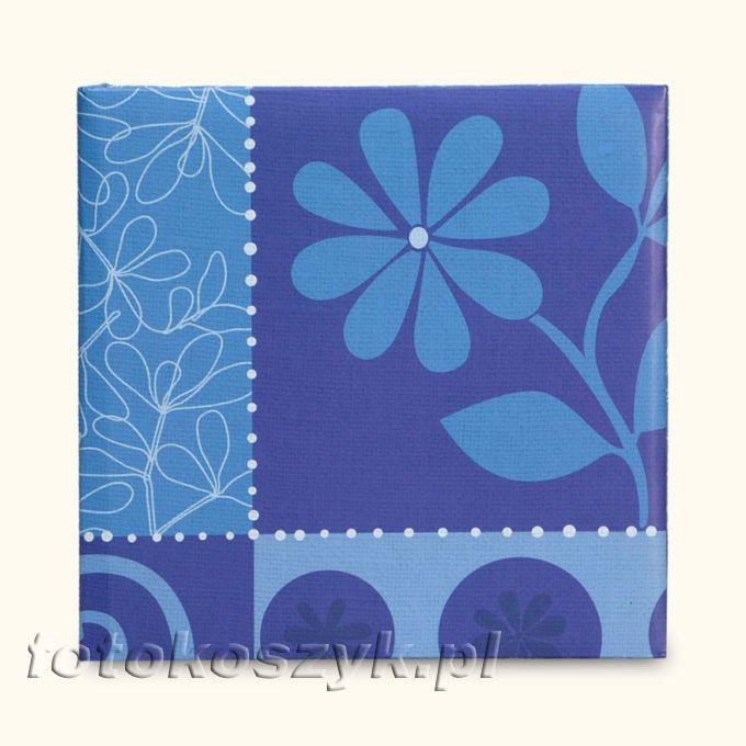 Album Henzo Flower Festival Niebieski (200 zdjęć 10x15) Henzo 98.201.07