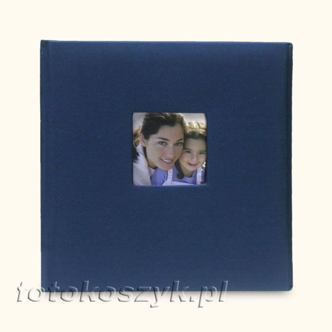 Album Cotton Duży Granatowy (tradycyjny 60 kremowych stron) Zep CN313130