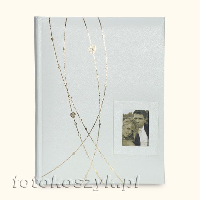 Album Romantic Krem (200 zdjęć 10x15) Gedeon KD46200 Romantic k