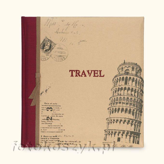 Album ZEP Travel Włochy XL (tradycyjny 60 białych stron) Zep TR293130 cz