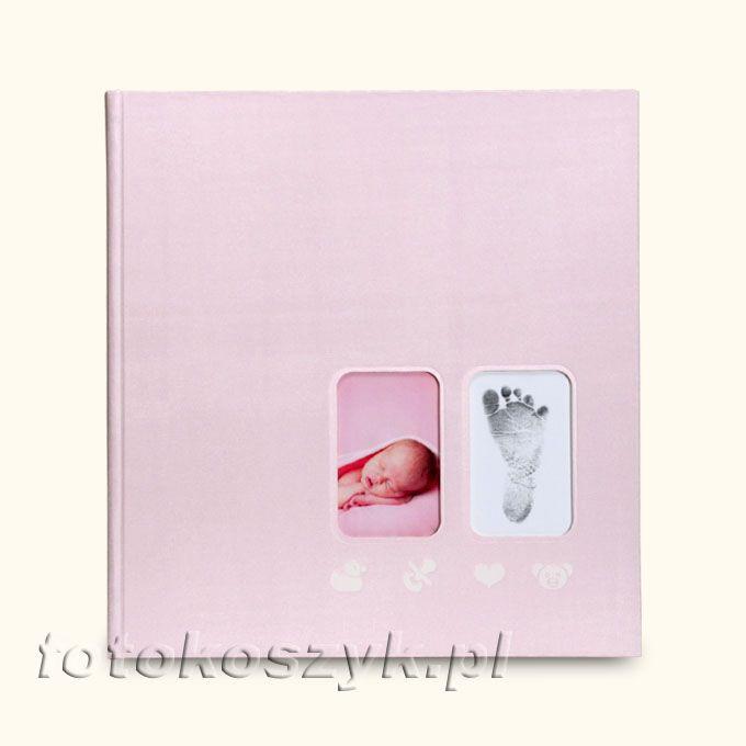 Album Goldbuch Belice Róż (tradycyjny 60 białych stron) Goldbuch 3513