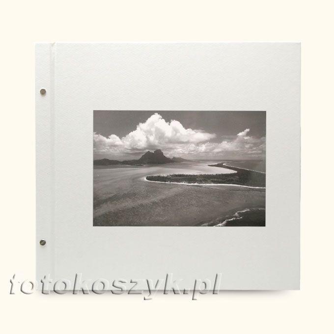 Album Wally Klasyczny Biel Laguna (tradycyjny 40 czarnych stron)  3277