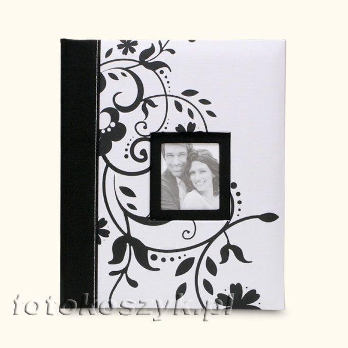 Album Decorative Biel (tradycyjny 20 czarnych stron) Fandy 4589
