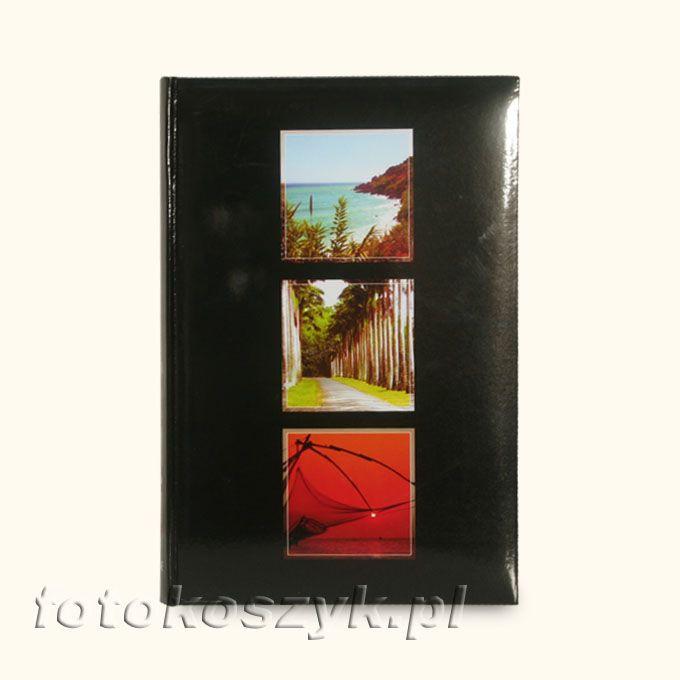 Album Paradise Czarny (300 zdjęć 10x15) Fandy B-46300S 3-up czarny