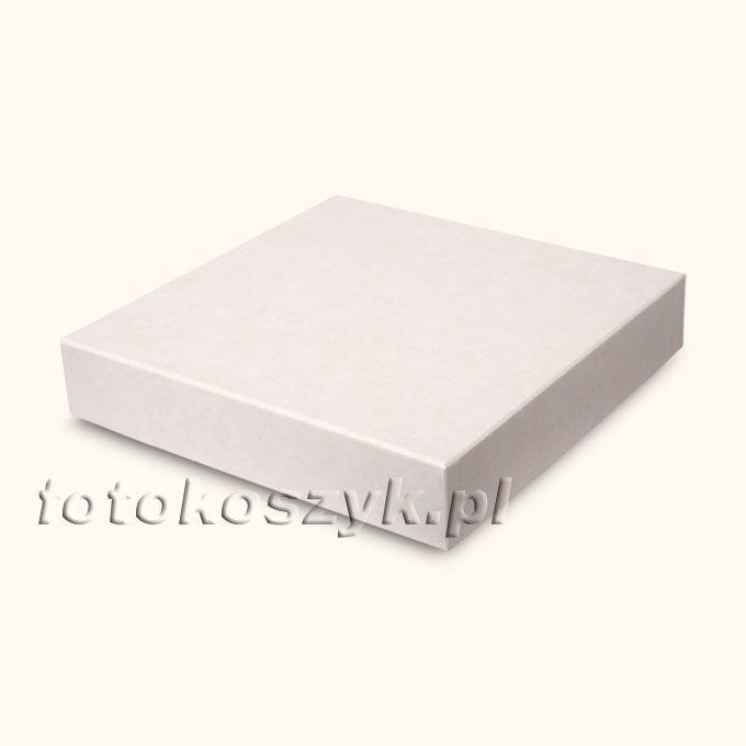 Kremowe Pudełko SF Na Albumy (wielkość 30cmx30cm do 100 stron) inni producenci SF-30/Skre