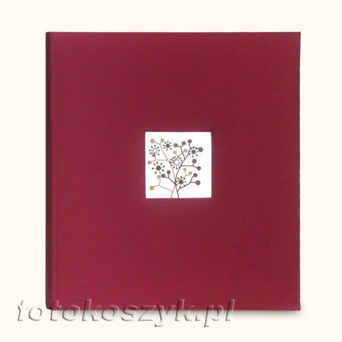 Album Panodia Bakari Bordo (500 zdjęć 10x15) Panodia 270317