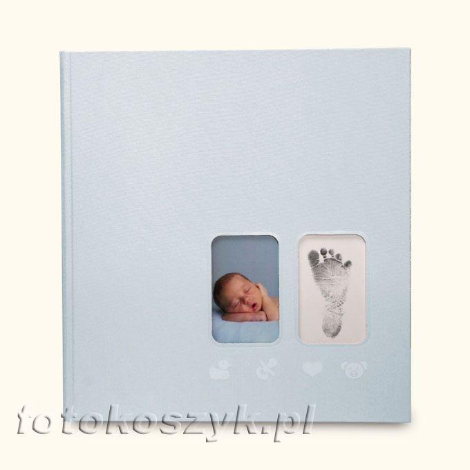 Album Goldbuch Belice Niebieski (tradycyjny 60 białych stron) Goldbuch 3574