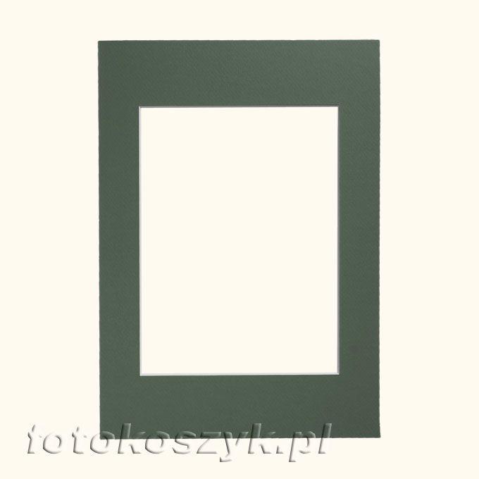 Zielone Passe-partout do ramki 10x15 inni producenci 4704