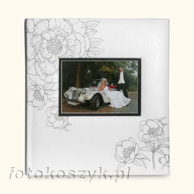 Album Gedeon Fiores XL (tradycyjny 60 czarnych stron) Gedeon DBCL30 FIORES[B]