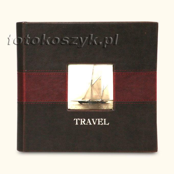 Album Dekor Travel Bordo (200 zdjęć 10x15) Gedeon 441