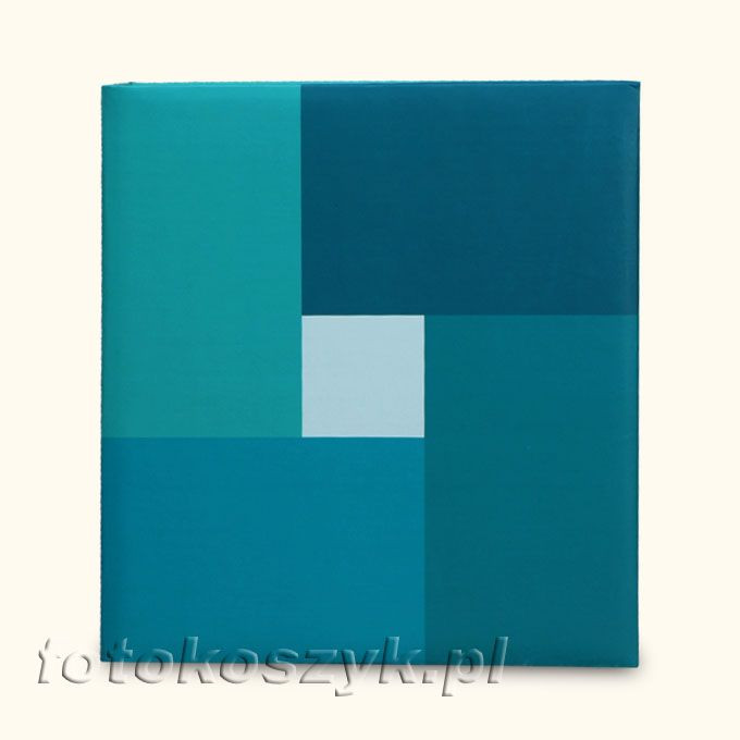 Album Henzo Nexus Jasny Niebieski (200 zdjęć 11,5x15,5) Henzo 19.636 jn