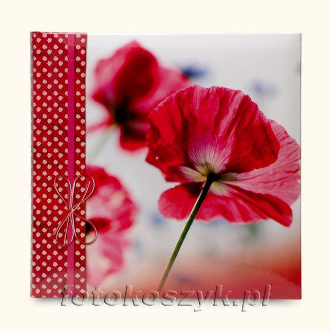 Album Elea Czerwona (tradycyjny 60 białych stron) Panodia 270763