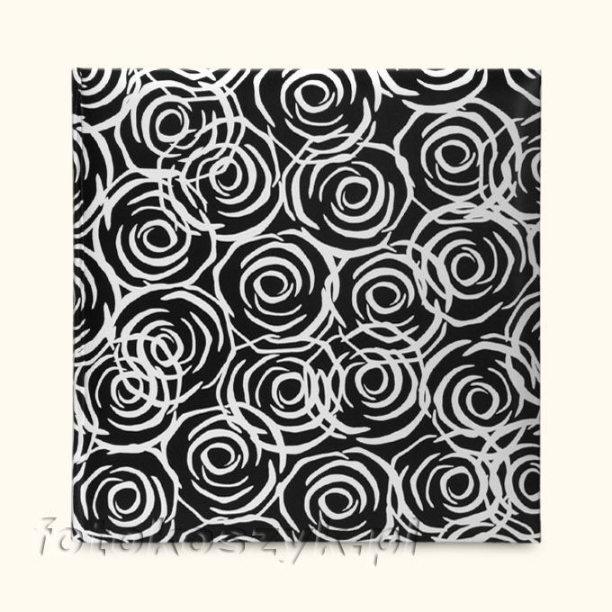 Album Walther Roses Czarny (tradycyjny 60 czarnych stron)