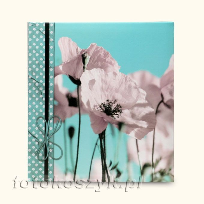 Album Elea Niebieska (160 zdjęć 10x15) Panodia 270758