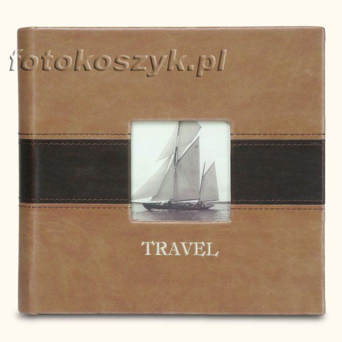 Album Dekor Travel Jasny (200 zdjęć 10x15) Gedeon 169