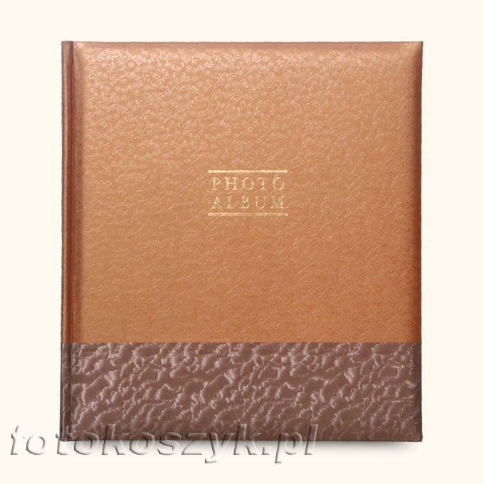 Album Gedeon Prime Złoty XL (tradycyjny 60 czarnych stron) Gedeon 2589
