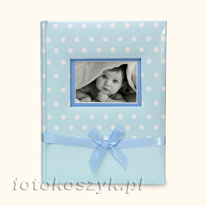 Album Dziecięcy For Kids Niebieski (200 zdjęć 10x15) Lotmar 4441