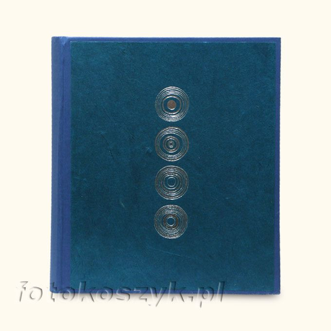 Album Panodia Lazuli Niebieski (200 zdjęć 10x15/11x15) Panodia PL537804