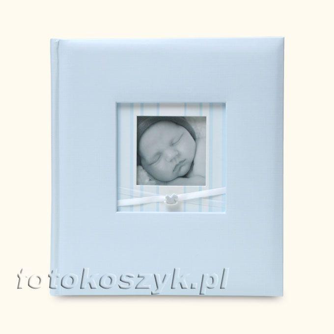 Album Fiocco Niebieski (200 zdjęć 13x19) Zep FC57200N