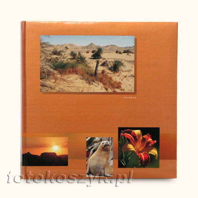 Album Voyager Beżowy (500 zdjęć 10x15)