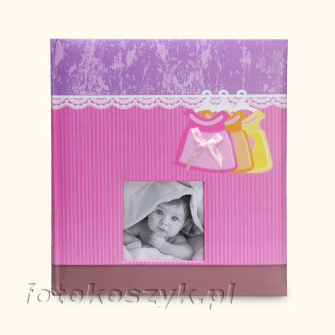 Album Babydress R XL (tradycyjny 60 białych stron) Gedeon DBCL30 BABYDRESS[R]