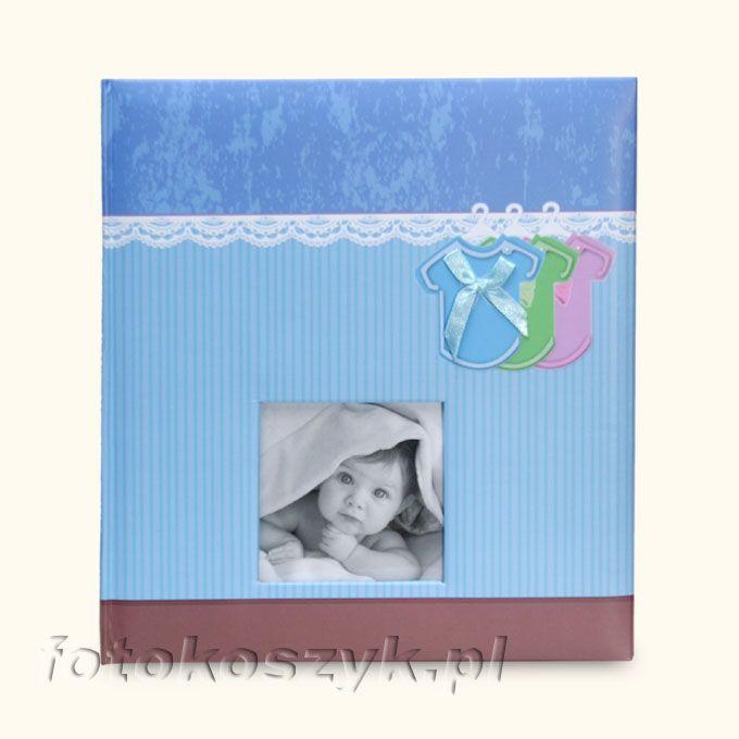 Album Babydress N XL (tradycyjny 60 białych stron) Gedeon DBCL30 BADYDRESS[N]