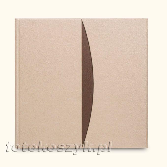 Album Henzo Rossini XXL Beż (tradycyjny 40 czarnych stron) Henzo 10.197.06