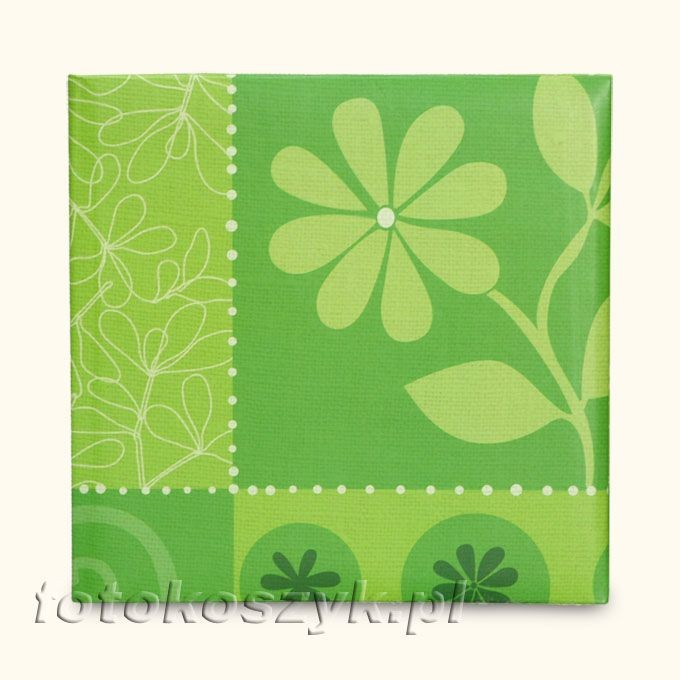 Album Henzo Flower Festival Zielony (200 zdjęć 10x15) Henzo 98.201.01