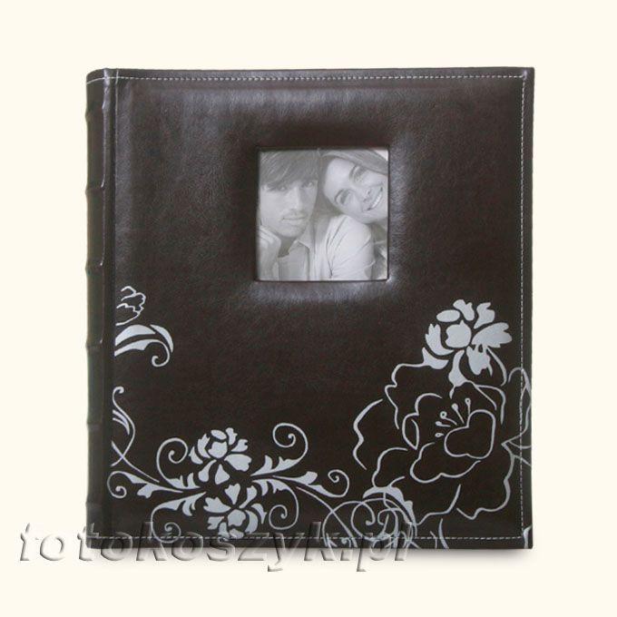 Album Akant Brązowy Lotmar (tradycyjny 60 białych stron) Lotmar 2891