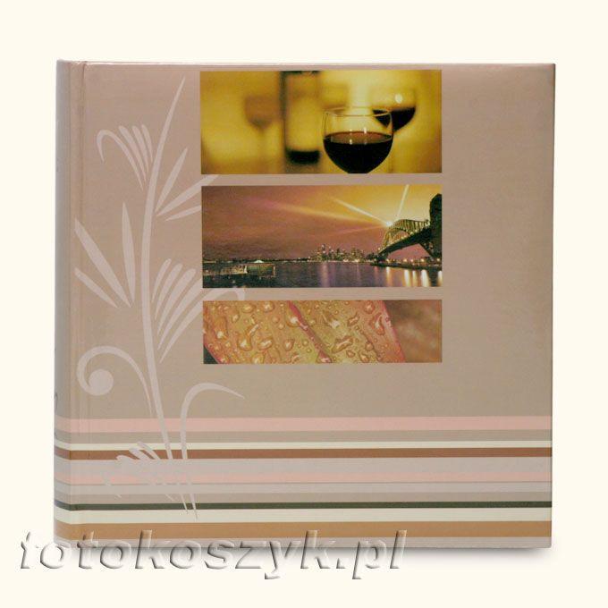 Album Bridges Beż (200 zdjęć 10x15) Fandy 5041