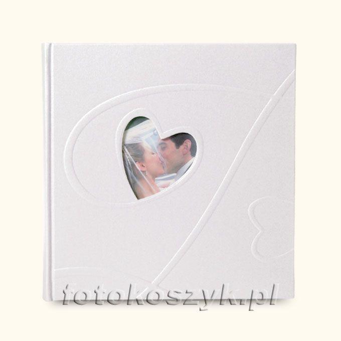 Album Ślubny Walther Amore (tradycyjny 60 białych stron) Walther UH-121