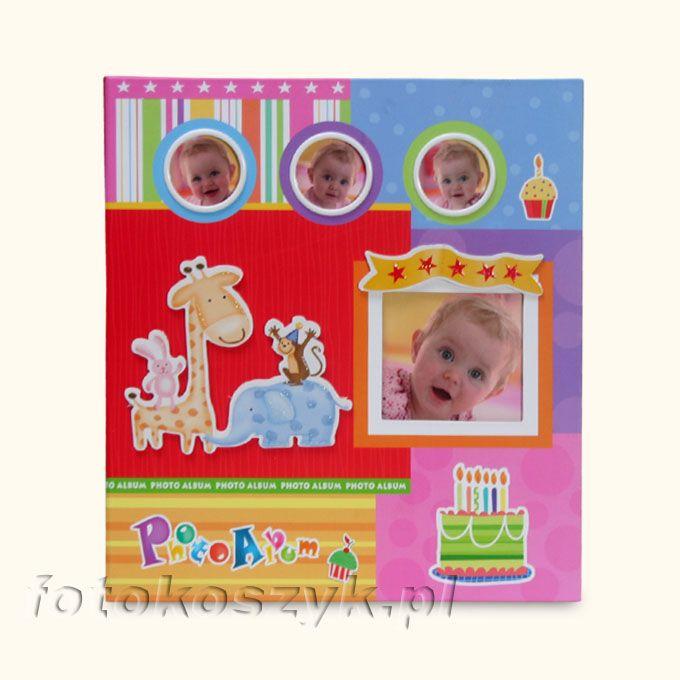 Album Baby-15 Żyrafa (200 zdjęć 10x15) Gedeon KD46200WB Baby-15