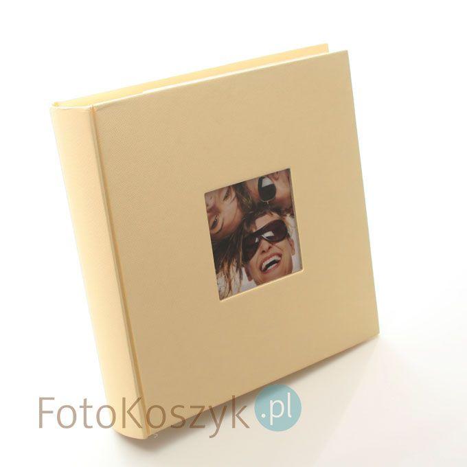 Album Fun Kremowy (200 zdjęć 10x15) Walther ME-110-H