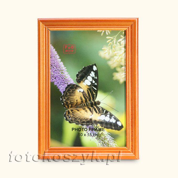 Ramka Drewniana Jasna WPF 17 (na zdjęcie 10x15) Gedeon 4825