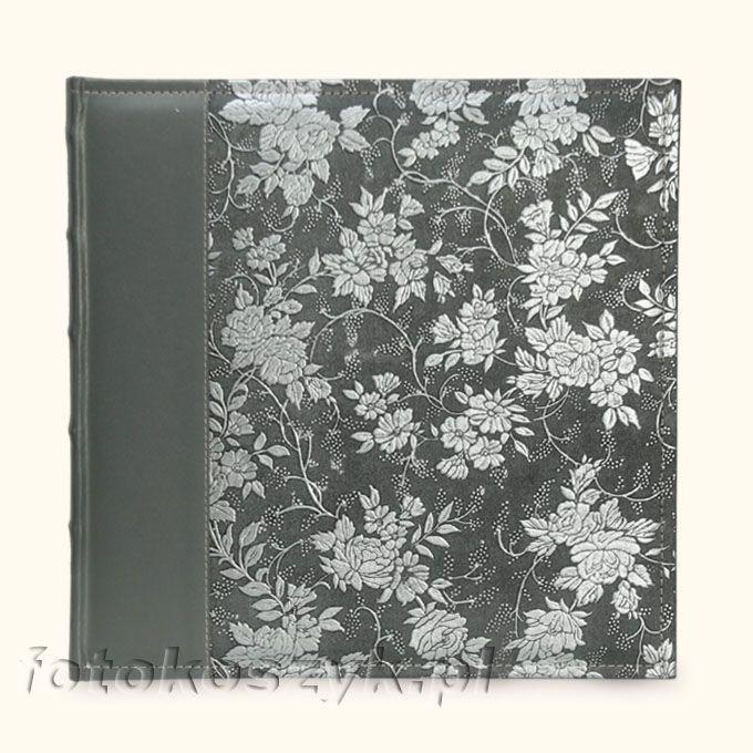 Album New Style Szary (500 zdjęć 10x15) Gedeon KD46500 New Style [sz]