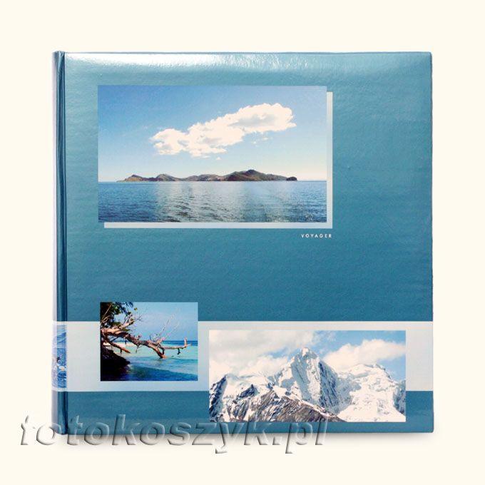Album Voyager Niebieski (500 zdjęć 10x15) Fandy 232 142n