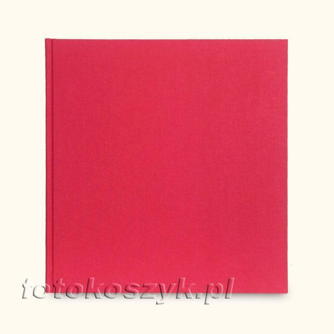 Album Goldbuch Linum Czerwony (tradycyjne 60 białych stron) Goldbuch 27928