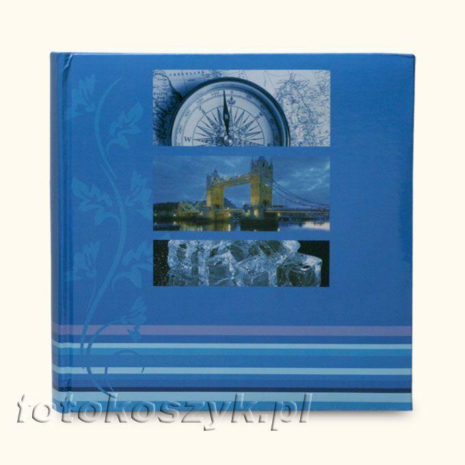 Album Bridges Niebieski (200 zdjęć 10x15) Fandy 5043