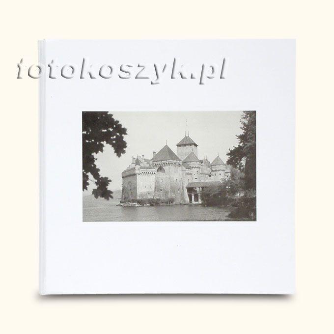 Album Wally Klasyczny Biel Zamek (tradycyjny 40 czarnych stron)  3279