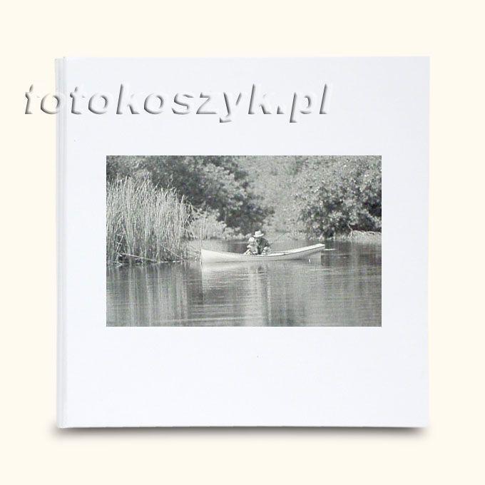 Album Wally Klasyczny Biel Łódka (tradycyjny 40 czarnych stron)  3282