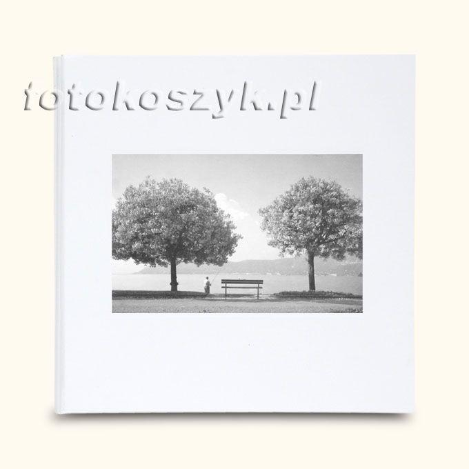 Album Klasyczny Biel Ławka (tradycyjny 40 czarnych stron)  3278