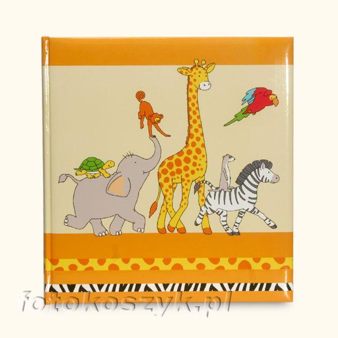 Album Goldbuch Żyrafy (tradycyjny 60 białych stron) Goldbuch 27379