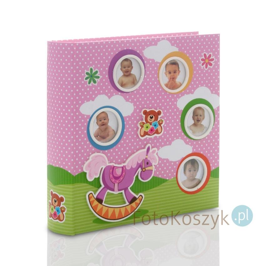 Album w pudełku Baby-7A  Konik (200 zdjęć 10x15)