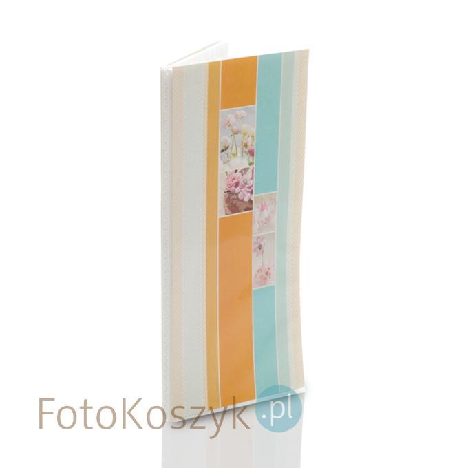 Album Bloom pomarańczowy (96 zdjęć 9x13)