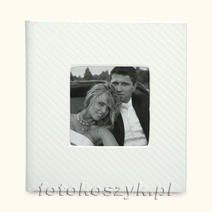 Etui Karbon Białe (na 2 płyty CD/DVD) Gedeon 4698