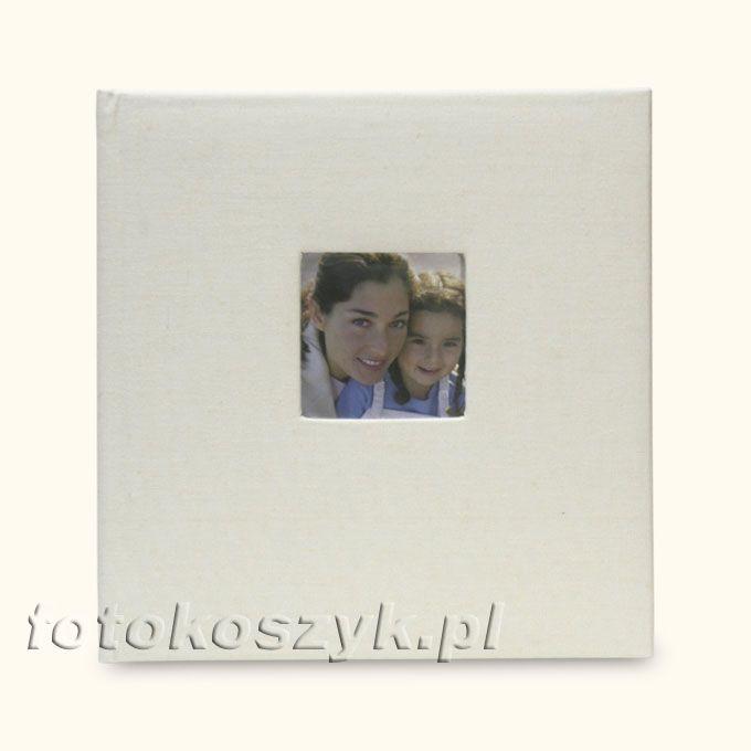 Album Cotton Mały Beż (tradycyjny 40 kremowych stron) Zep 5395