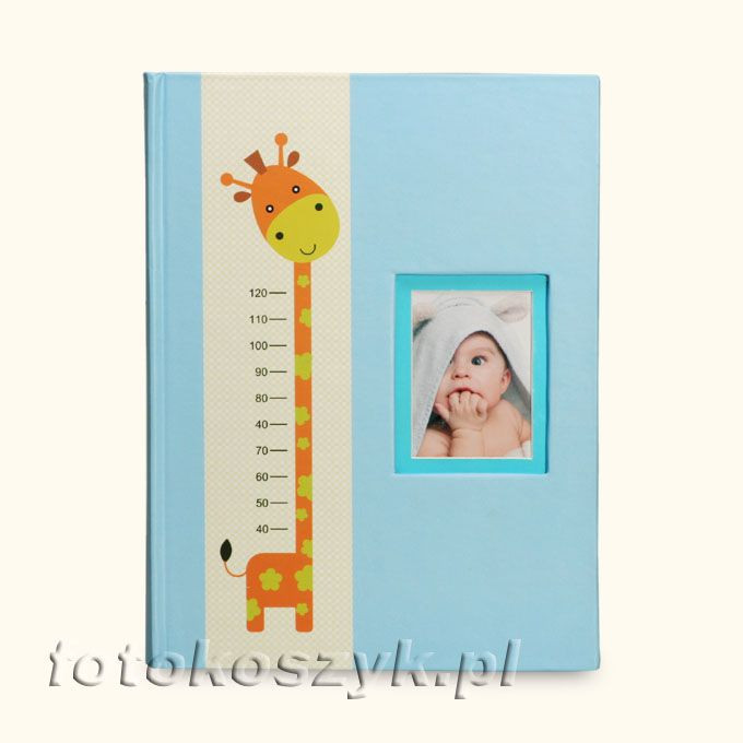 Album Dziecięcy Żyrafa N (200 zdjęć 10x15) Fandy M146200(CDS)CHART[N]