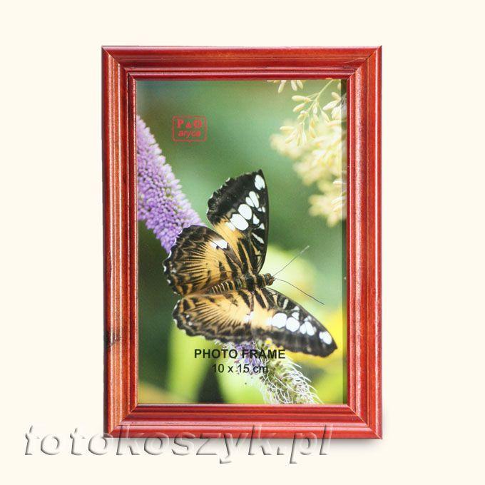 Ramka Drewniana Ciemna WPF 17 (na zdjęcie 10x15) Gedeon 4824
