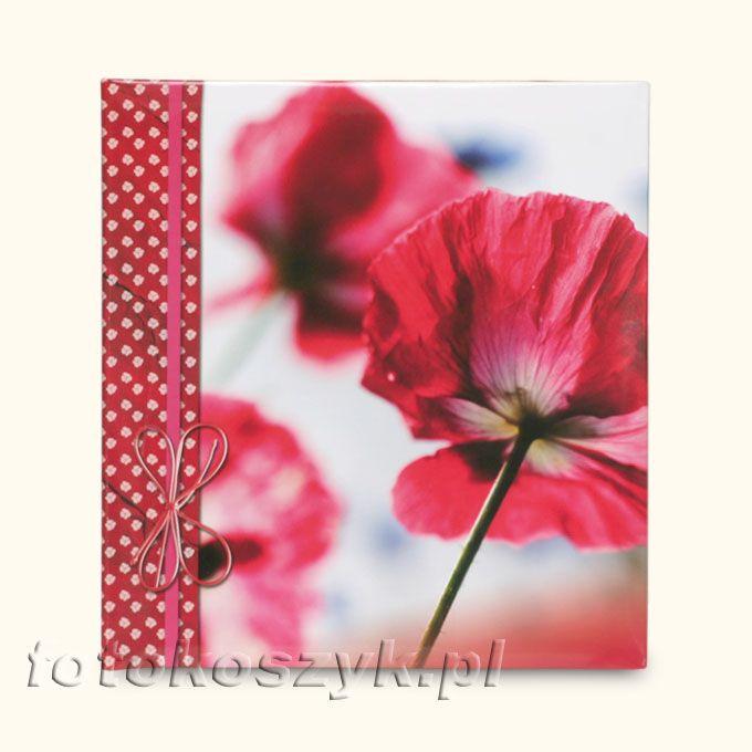 Album Elea Czerwona (160 zdjęć 10x15) Panodia 270757